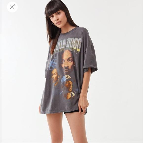 9b3e527075f Vintage Snoop Dogg T-Shirt Dress